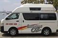 Hightop Campervans Rentals Perth Western Australia
