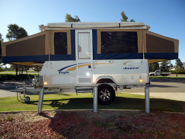 Eagle Camper Trailer