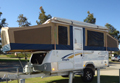 Camper Trailer Hire Australia