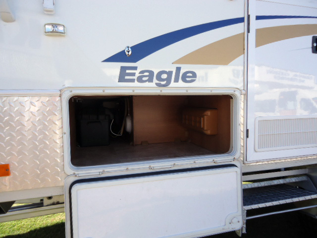 Eagle Camper Trailer Storage