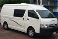 Family Explorer Campervan Rental