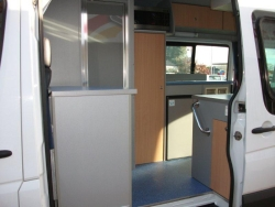 Mercedes Sprinter Kitchen