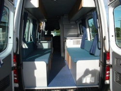 Mercedes Sprinter Cabin