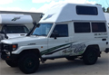 Off Roader 4WD Rental Camper